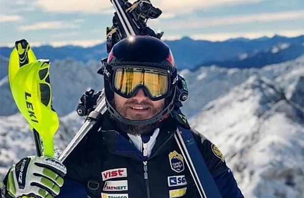 Alexander Khoroshilov ist längst kein Ski-Exot mehr (Foto: fgssr.ru)