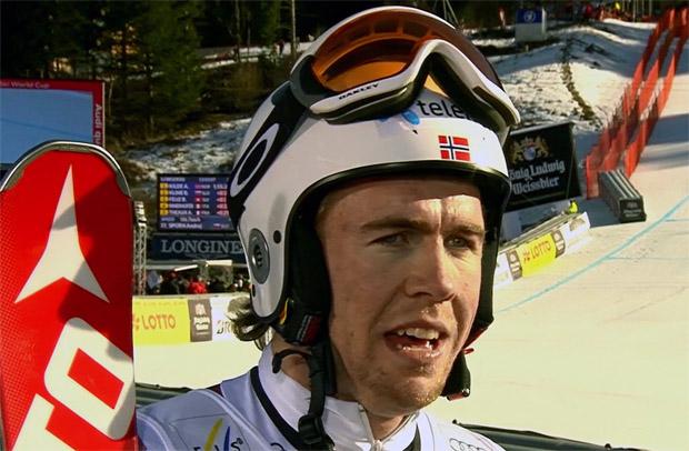 Furioser Aleksander Aamodt Kilde gewinnt Abfahrt von Garmisch