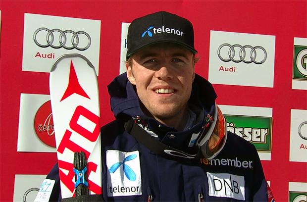 Der norwegische Abfahrtsmeister 2016 heißt Aleksander Aamodt Kilde