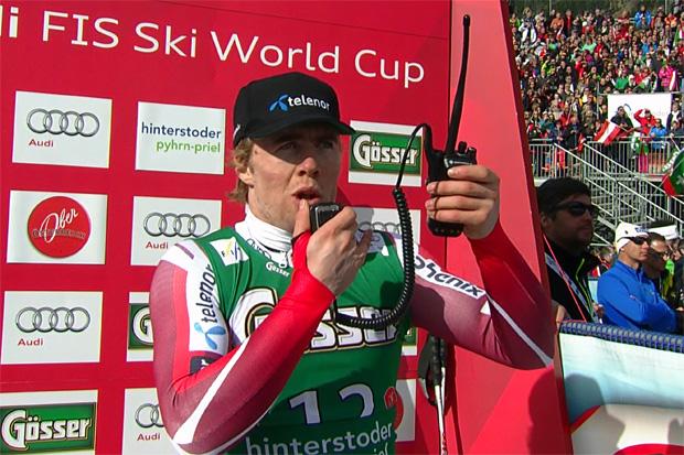Riesentorlauf-Gold für Aleksander Aamodt Kilde bei nationaler Meisterschaft