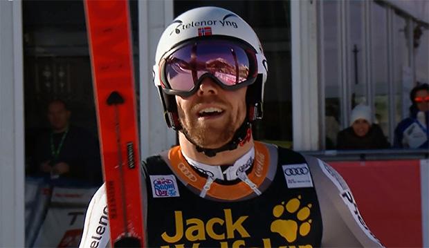 Aleksander Aamodt Kilde dominiert 1. Abfahrtstraining in Kvitfjell