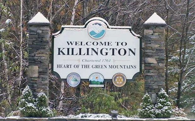 Ein geschichtlicher und sportlicher Abstecher durch die Town Killington und ihre Umgebung (Foto: www.killingtonvillage.com)