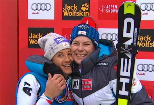 Thalmann und Kirchgasser in den TOP 10
