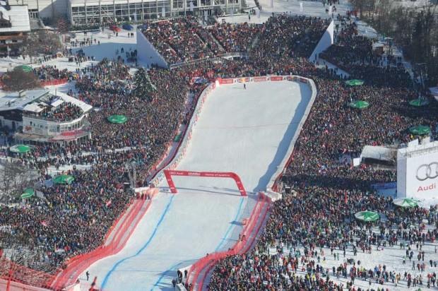 © hahnenkamm.com / Medieninteresse: Kitzbühel-Rennen im weltweiten Fernsehen