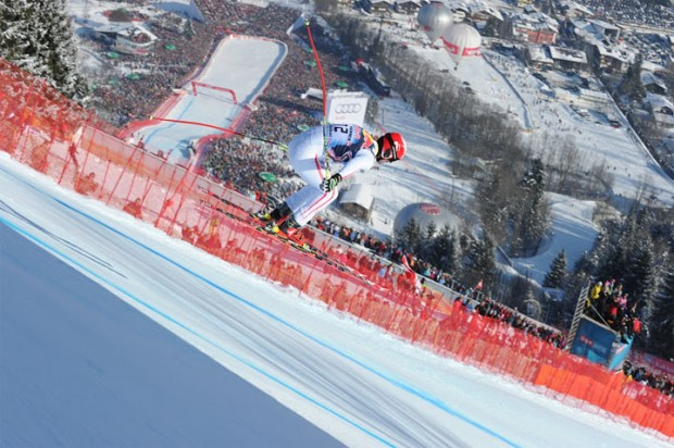 "© hahnenkamm.com / ""STREIF - One Hell of a Ride"""