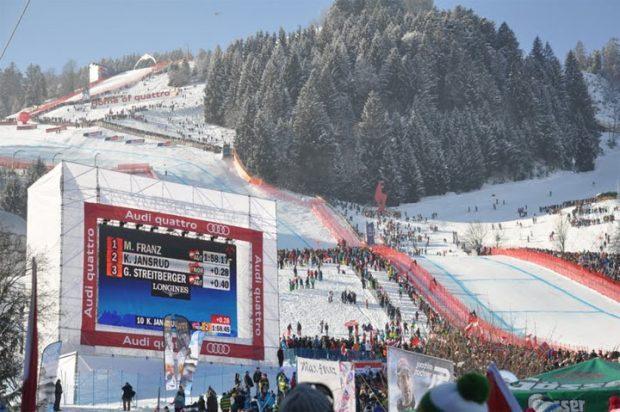 © hahnenkamm.com / LIVE: Super-G der Herren in Kitzbühel – Vorbericht, Startliste und Liveticker