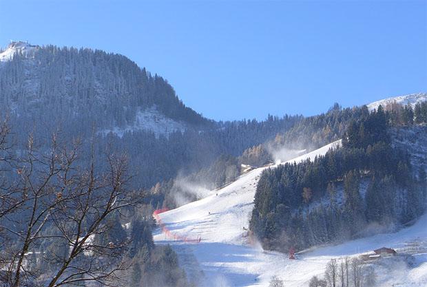 © hahnenkamm.com / Hahnenkamm News: Minustemperaturen bringen Schnee