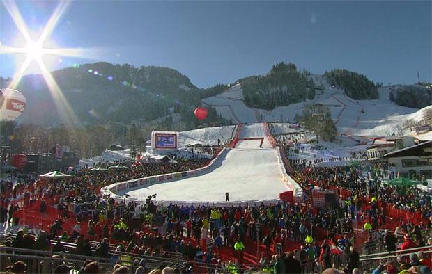 LIVE: Abfahrt der Herren in Kitzbühel - Startliste, Liveticker und Vorbericht