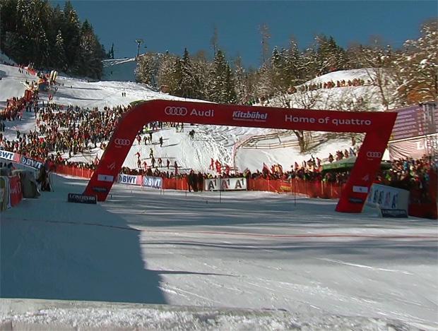 Abgesagte Herren-Rennen von Wengen (SUI) werden in Kitzbühel (AUT) nachgeholt
