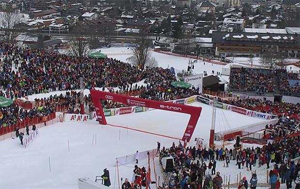 Auch das Slalom Wochenende in Kitzbühel ist abgesagt!
