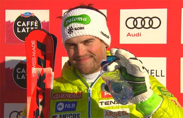 """Boštjan Kline im Skiweltcup.TV-Interview: """"Von klein auf war ich ein Typ für die Speeddisziplinen"""""""