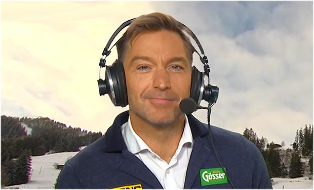 Hans Knauß hätte beim Ski Weltcup Finale lieber ein Speedrennen gesehen
