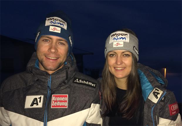 Nicht nur Geschwister sondern auch echte Freunde: Niklas und Hannah Köck (Foto: Privat)