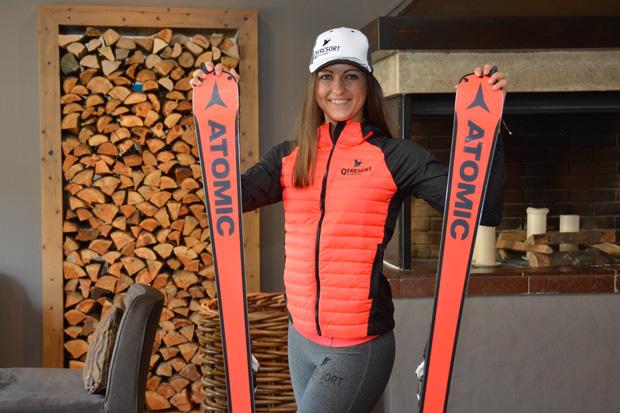 Das Q! Resort Kitzbühel wird Sponsor von Skirennläuferin Hannah Köck (Foto: Q! Resort Kitzbühel)