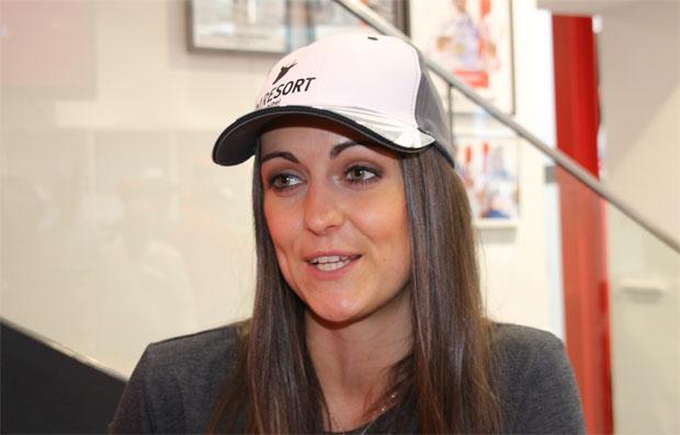 ÖSV-Rennläuferin Hannah Köck  (Foto: Skiweltcup.TV / Walter Schmid)