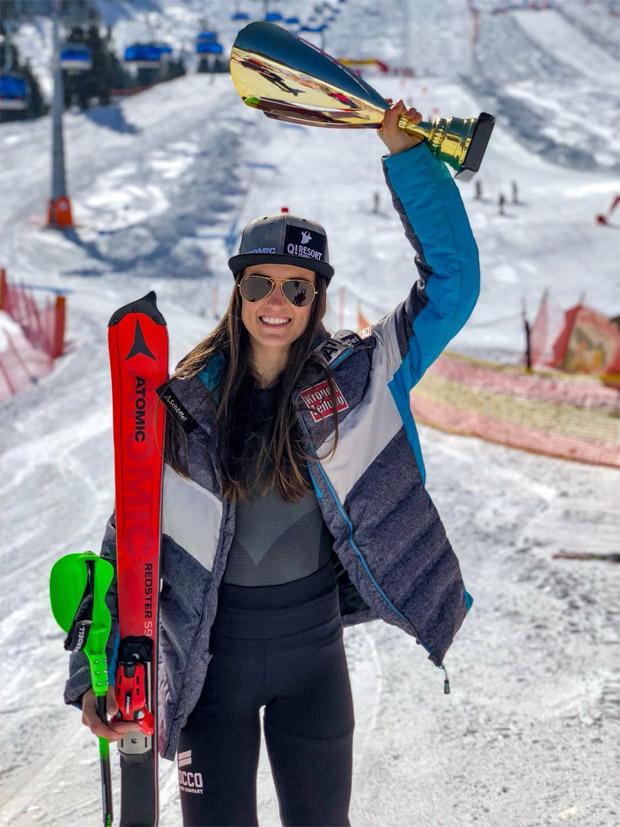 Hannah Köck freut sich schon heute auf die neue Saison 2018/19