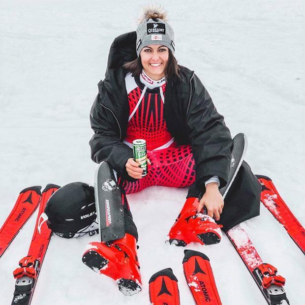 Tirolerin Hannah Köck möchte sich im Weltcup etablieren (Foto: privat)