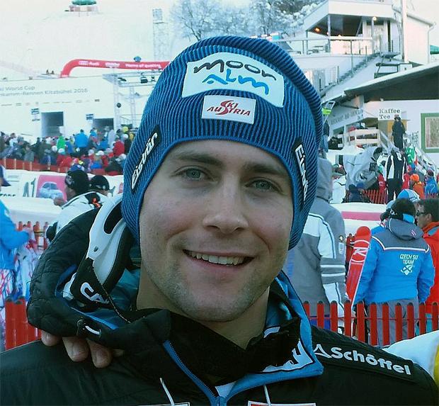 """Niklas Köck im skiweltcup.tv-Interview: """"Es ist unheimlich viel wert, mit Marcel Hirscher zu trainieren!"""" (Foto: Niklas Köck / privat)"""
