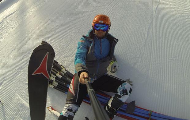 """Niklas Köck im Skiweltcup.TV-Interview: """"Mit dem Super-G-Fixplatz im Weltcup habe ich ein großes Ziel erreicht!"""""""