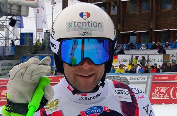 Sieg für Niklas Köck beim 1. EC-Super-G auf der Reiteralm