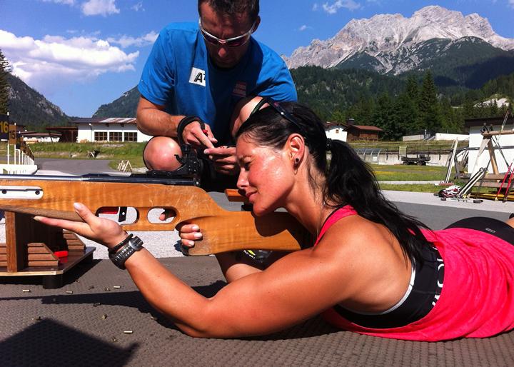 Stefanie Köhle hat die bevorstehende Olympiasaison voll im Fokus. (Foto: ÖSV/ Malzer)