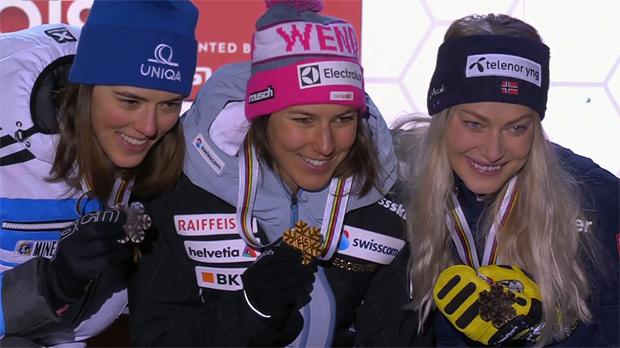 Alpine Kombination wird auch bei der Ski-WM 2021 ausgetragen