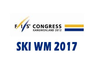Vergabe der Ski WM 2017