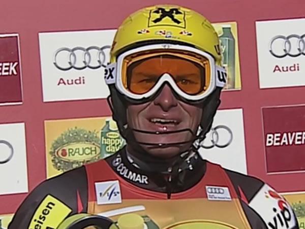 Ivica Kostelic ist wieder in der Erfolgsspur