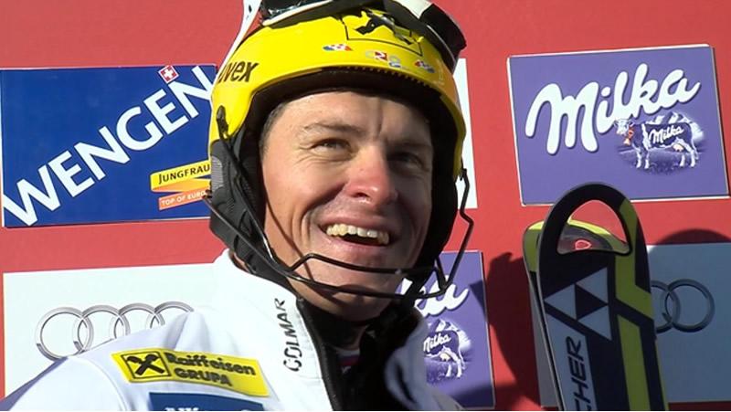 Ivica Kostelic freut sich auf die schnellen Bewerbe