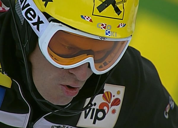 Ivica Kostelic musste sich mit Rang 16 begnügen