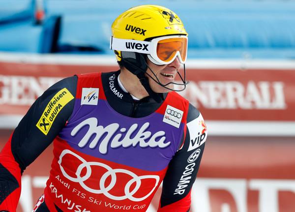 © Kraft Foods / Kostelic geht mit 50 Punkten Vorsprung in den letzten Slalom