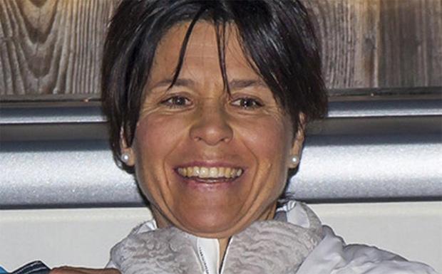 """Isolde Kostner: """"Ein Damenrennen auf der Saslong war schon immer mein Traum"""" (Foto: Saslong.org)"""