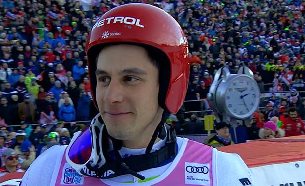 """Zan Kranjec: """"ich will mehr, und ich werde mein Bestes tun, um noch besser zu werden."""""""