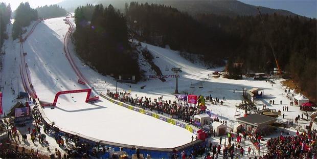 Abgesagter Riesenslalom von Garmisch-Partenkirchen wird in Kranjska Gora nachgeholt