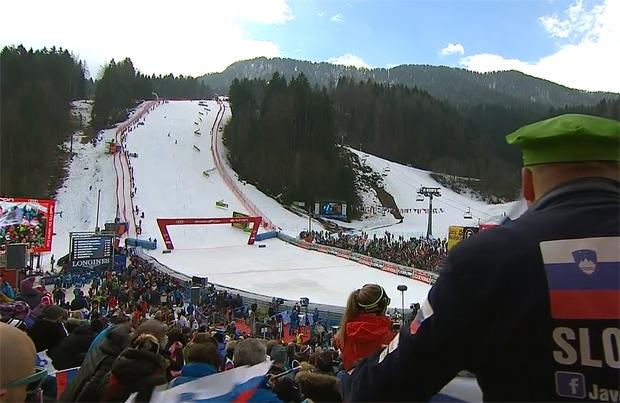 Kranjska Gora übernimmt Damen Ski Weltcup Rennen von Maribor