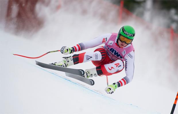 Österreichische Meisterschaften: Christoph Krenn holt mit niedrigen Startnummer Super-G-Gold (Foto: HEAD/Francis BOMPARD/AGENCE ZOOM)