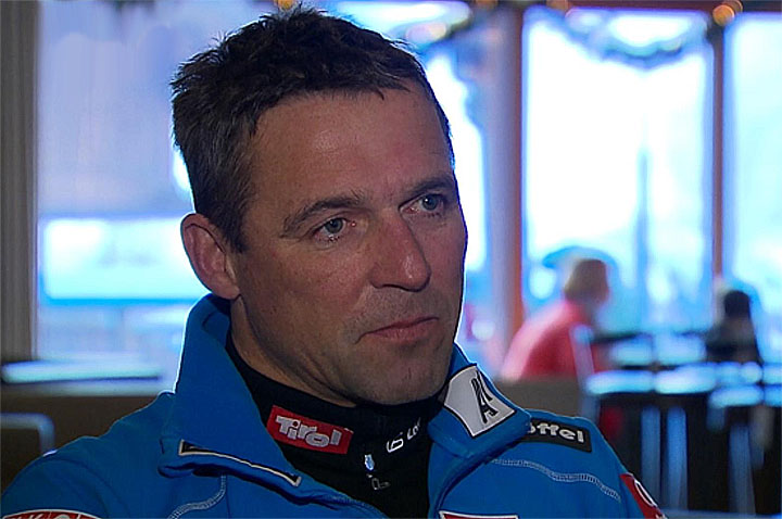 ÖSV-Damentrainer Jürgen Kriechbaum