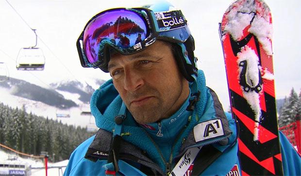 ÖSV Damen Cheftrainer Jürgen Kriechbaum