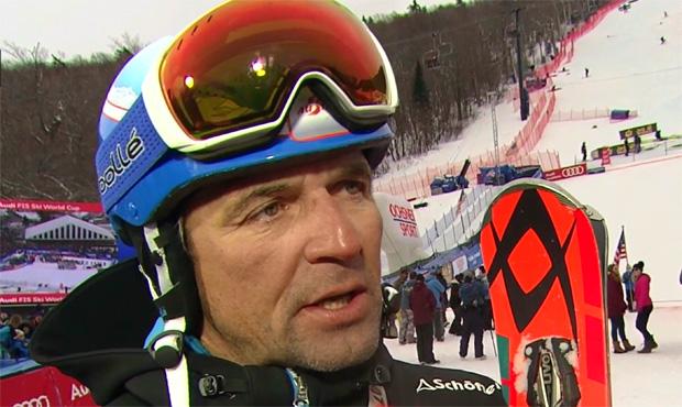 ÖSV-Trainer Jürgen Kriechbaum hofft auf eine gute Leistung seiner Mädls.