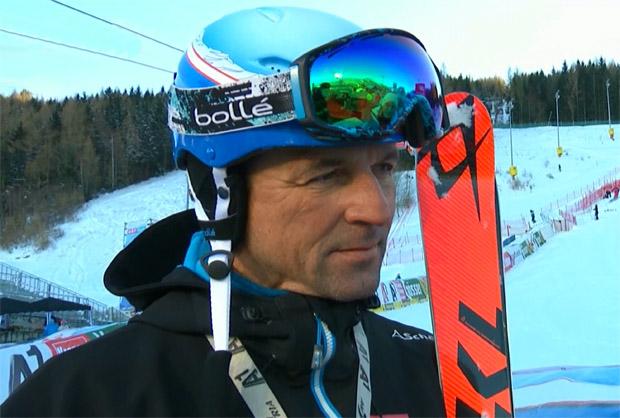 ÖSV Damencheftrainer Jürgen Kriechbaum