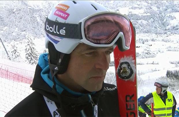 ÖSV-Damen-Cheftrainer Jürgen Kriechbaum