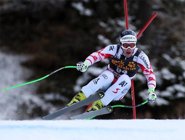 © GEPA/Fischer Sports / Vincent Kriechmayr (AUT)