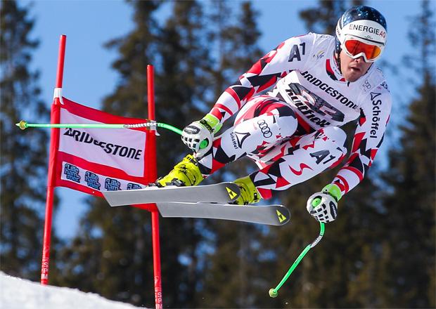 © Fischer Sports/GEPA: Kriechmayr in Kvitfjell ertmals auf dem Weltcup-Podium