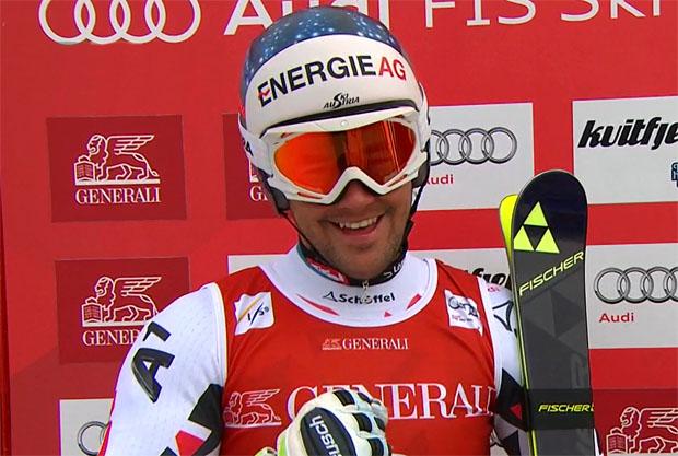 Vincent Kriechmayr träumt von seinem ersten Weltcupsieg