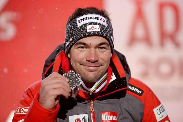 Vincent Kriechmayr holt Silber-Medaille bei WM-Super-G (Fotocredits: Fischer/gepa-pictures)