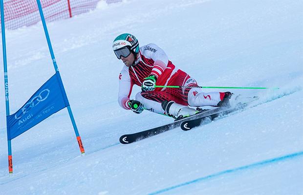 Speedspezialist Vincent Kriechmayr fix für Sölden gesetzt. (Foto: © Andreas Ehrensberger)