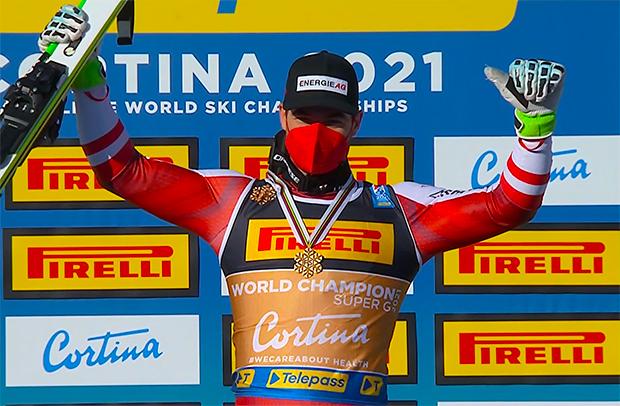 Ski WM 2021: HEAD ist die erfolgreichste Ski-Marke der Weltmeisterschaft