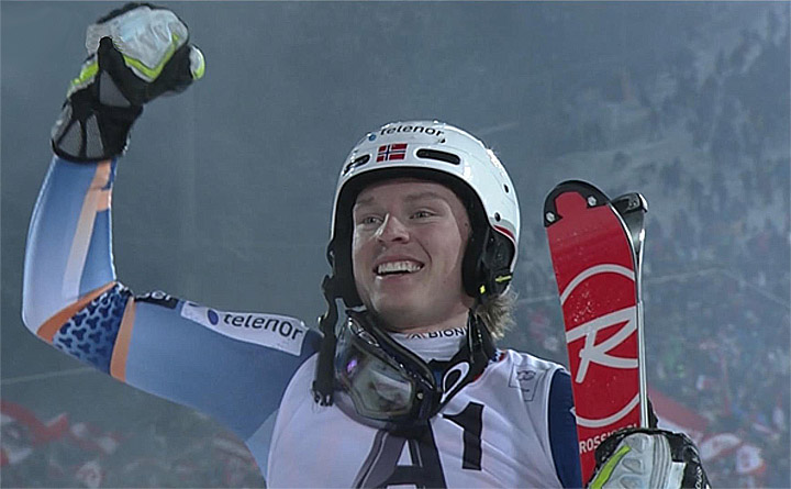 Henrik Kristoffersen (NOR)