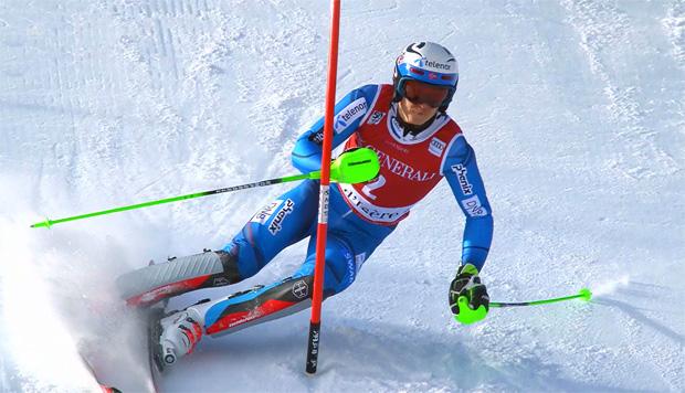 Henrik Kristoffersen gewinnt Slalom in Val d'Isère