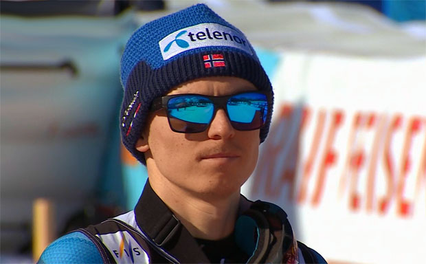 Henrik Kristoffersen aus norwegischen Teamtraining ausgeschlossen.